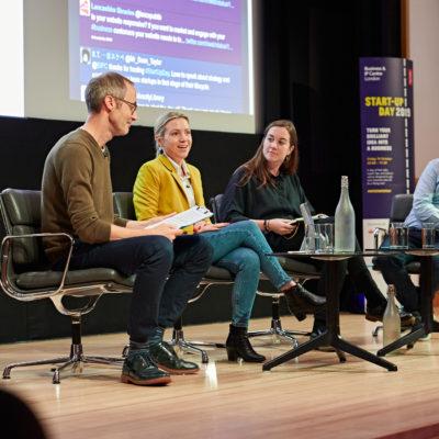 British Library Startup Day