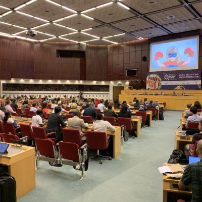 Social Enterprise World Forum 2019