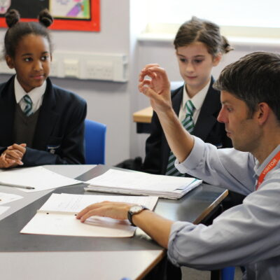 Henry Greenwood Green Schools Project