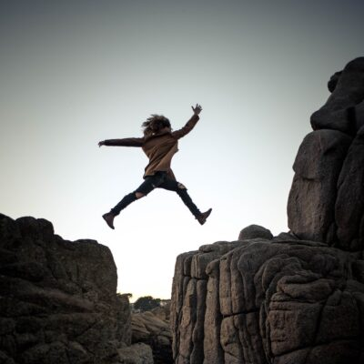 Leap into leadership